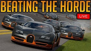Forza 7: Beating the Horde in Cycled Production