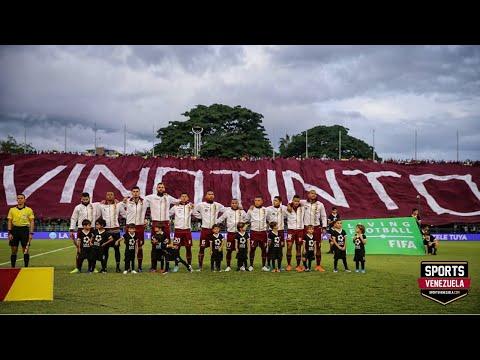 La Vinotinto jugará en el Olímpico de Caracas ante Chile