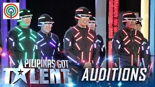 Pilipinas Got Talent Season 5 Auditions: FA Flow Circle - LED Tron Dance Group