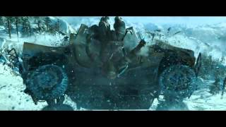 Teenage Mutant Ninja Turtles Official Trailer #1 2014   Megan Fox, Will Arnett Movie HD