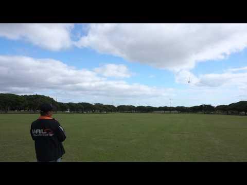 GAUI X3 Flying at Patsy Mink Park 2 - Ringo Javier