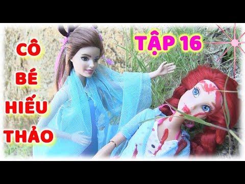 Xem phim Hello cô ba - CÔ BÉ HIẾU THẢO _ TẬP 16_ HẠ MY ĐƯỢC CÔ TIÊN XANH CỨU (phim búp bê Barbie trẻ em)