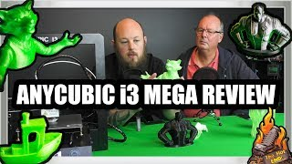 Anycubic I3 MEGA 3d Printer Review + Discount Code! (JAN 2018 working coupon)