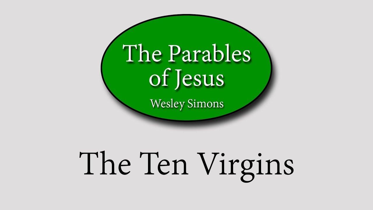 Download 3. The Ten Virgins   Parables of Jesus