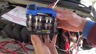 DIY: Home made 12V Car Jumpstart battery pack from a Cordless Power tool battery