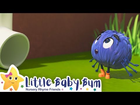 Itsy Bitsy Spider + More Nursery Rhymes & Kids Songs - Little Baby Bum