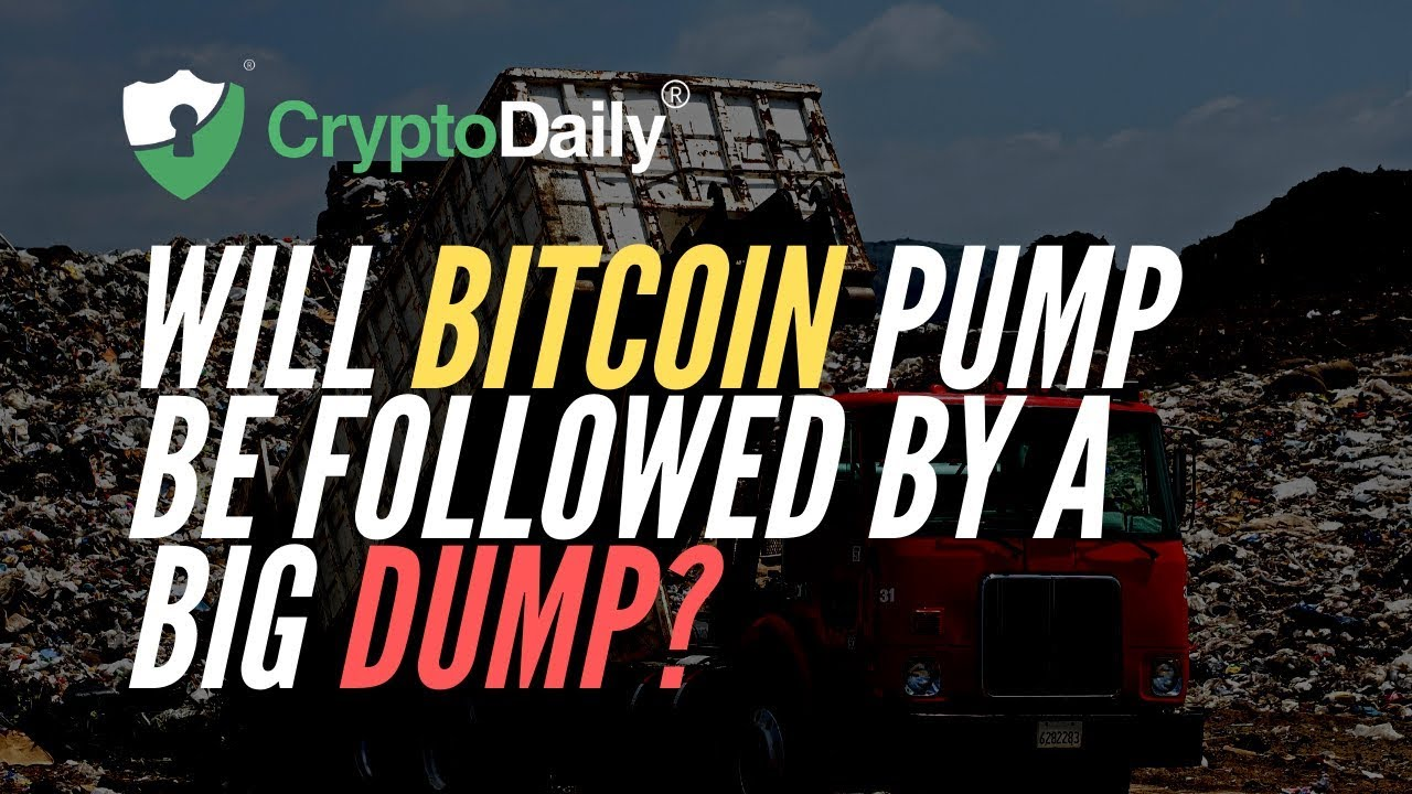 Bitcoin: Will (BTC) Pump Be Followed By A Big Dump? (October 2019)