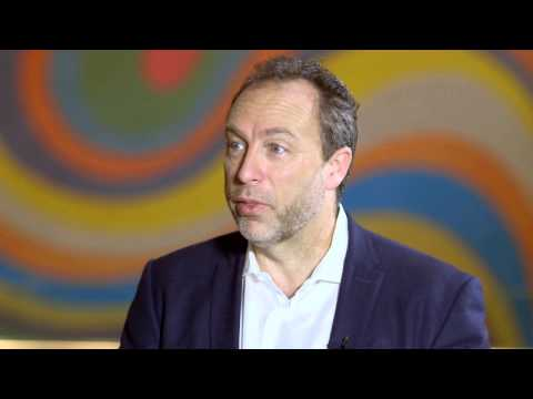 Jimmy Wales - Busting the Myths of Entrepreneurship