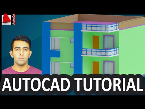 Autocad Beginner Tutorial  Learn Autocad In One Video  Part 1