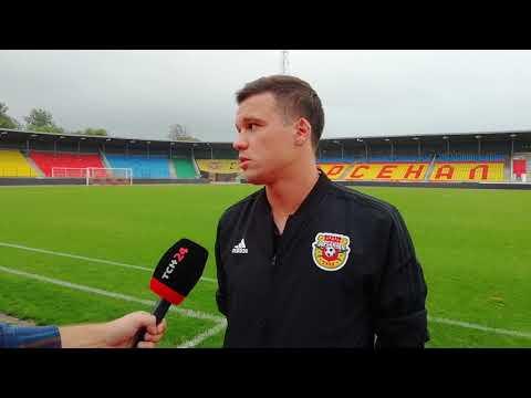 Сергей Ткачев после встречи с болельщиками