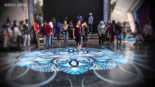 SHRUTI SODHI EVENT DANCE REHEARSAL