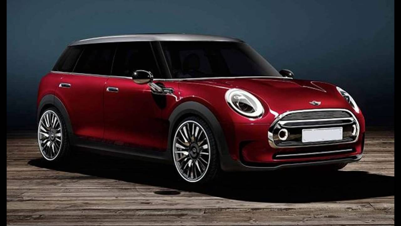 mini cooper all latest models 2016 - YouTube