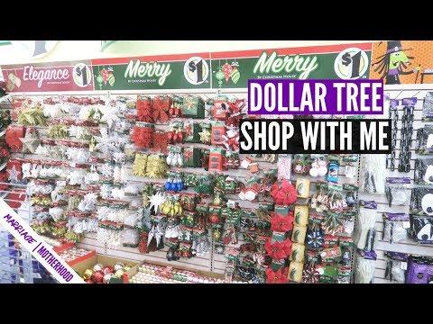 THE BEST DOLLAR TREE CHRISTMAS DECOR | New Dollar Tree Haul Fall 2018