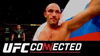 UFC Connected: Episode 9 - Russia, Jimi Manuwa, Nick Hein