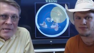 Flat Earth, Kent Hovind & Quasi- Deism / Materialism...