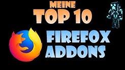 Meine Top 10 praktischen Firefox-Addons [German]