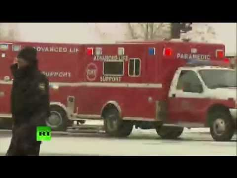 Active shooter near Colorado Springs Planned Parenthood office