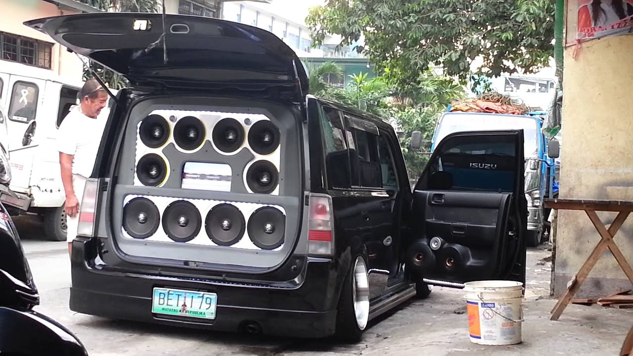 Toyota Bb Loud And Clear Setup Youtube