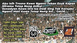 Download Video Kocak! Brigata Curva Sud Cendol Dawet Terbaru | Abah Lala MG86 X Om Wawes Tetep Neng Ati MP3 3GP MP4