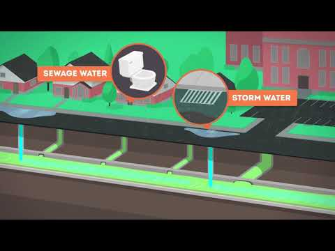 What is a combined sewer overflow (CSO)