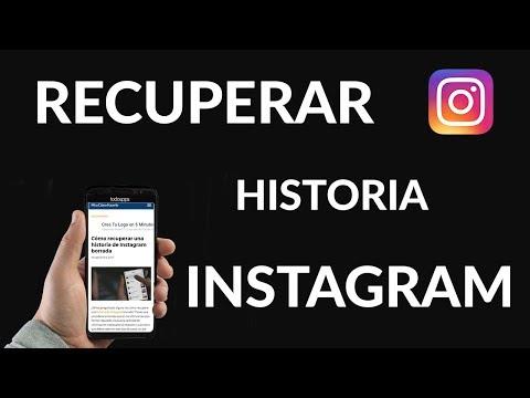 Cómo Recuperar una Historia de Instagram Borrada