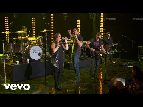 Lady Antebellum - American Honey (Live on the Honda Stage at the iHeartRadio Theater LA)