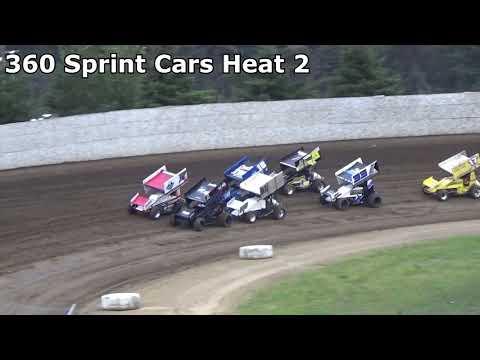 Grays Harbor Raceway, May 11, 2019, 360 Sprint Cars Heat Races 1 and 2