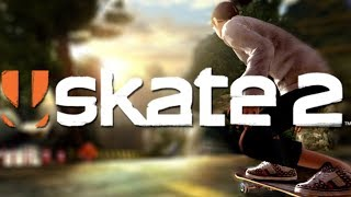 skate 2 // A beautiful change of scenery.
