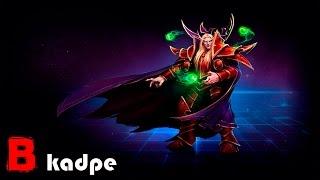 История Кель'таса Солнечного Скитальца | HOTS Warcraft WoW