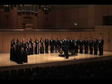 J'entends le Moulin - University of Utah Singers