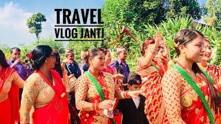 JANTI || जन्ती || Travel Vlog-11 || Hetauda To Nijgadh ||