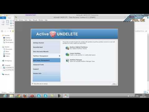 Active@ UNDELETE Enterprise V 8.5 Final