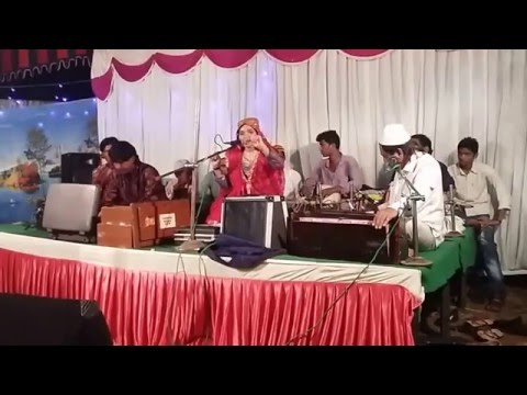 Ayesha Taj Nizami - Telugu Qawwali