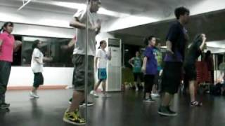 Adam Alonzo/ How Bout It Choreography