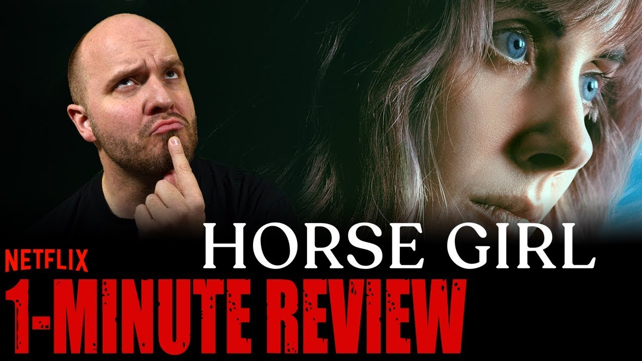 Horse Girl review: Netflix movie looks like a quirky comedy. It's more.