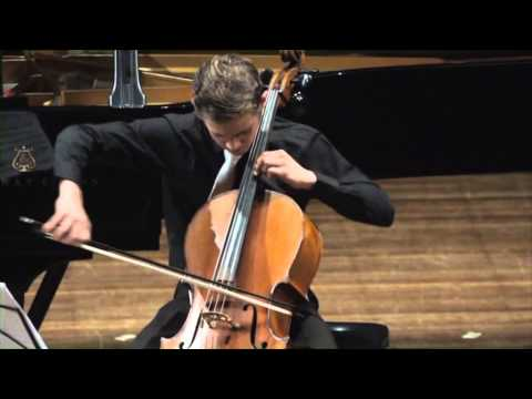 Sollertinsky Trio - 2013 National Winners NZCT Chamber Music Contest