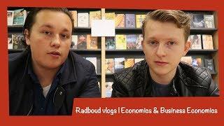 Q&A - Bachelor's (Business) Economics - Radboud University