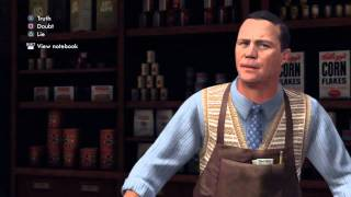 L.A. Noire Gameplay - Indagini e Interrogatori Italiano HD - InfinityGamingItalia
