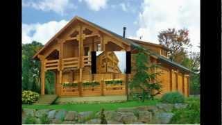 Деревянные дома компания ТЕРЕМА(Наша компания занимается строительством деревянных домов, домов из бруса, финские дома, дома из клеенного..., 2012-05-15T08:42:46.000Z)