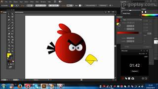 How to draw yellow peak Angry Bird- 🦅part 2🦅
