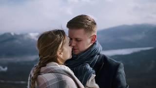 Видеоконтент лавстори для свадьбы Алексея и Дарьи на Красной Поляне в Сочи. Организация E5Wedding