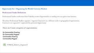 Anton Kreil Teaching FOREX Volatility & Opportunities