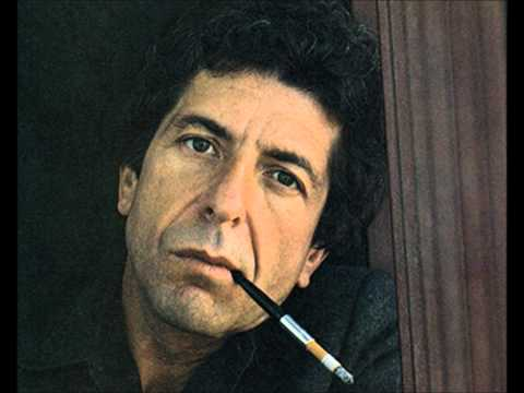 (HQ) Leonard Cohen - Tower Of Song