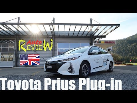 Toyota Prius Plug-in Hybrid 1.8 VVT-i (2018) | Auto Review | Switzerland | Episode 81 [ENG]