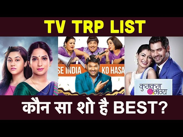 Top 5 TV TRP List: Kasautii Zindagii Kay 2, Kumkum bhagya, Kundali Bhagya