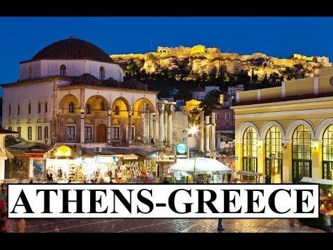 Greece- Athens ( Monastiraki square)  Part 4