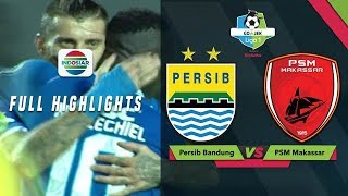 Download Video PERSIB BANDUNG (3) vs (0) PSM MAKASSAR - Full Highlights | Go-Jek Liga 1 Bersama BukaLapak MP3 3GP MP4