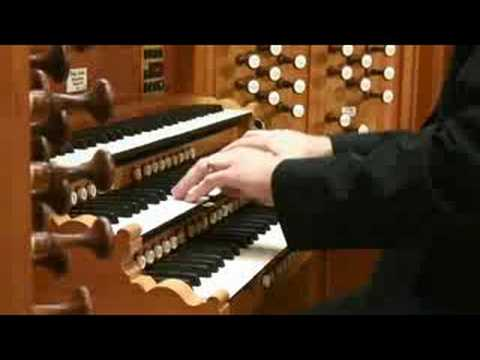 Prelude in C Major pipe organ music