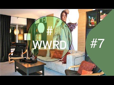 TINY APARTMENT Decorating Ideas   #WWRD 7