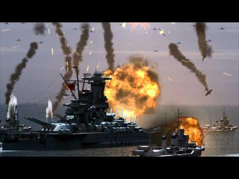 戦艦大和の戦闘を再現